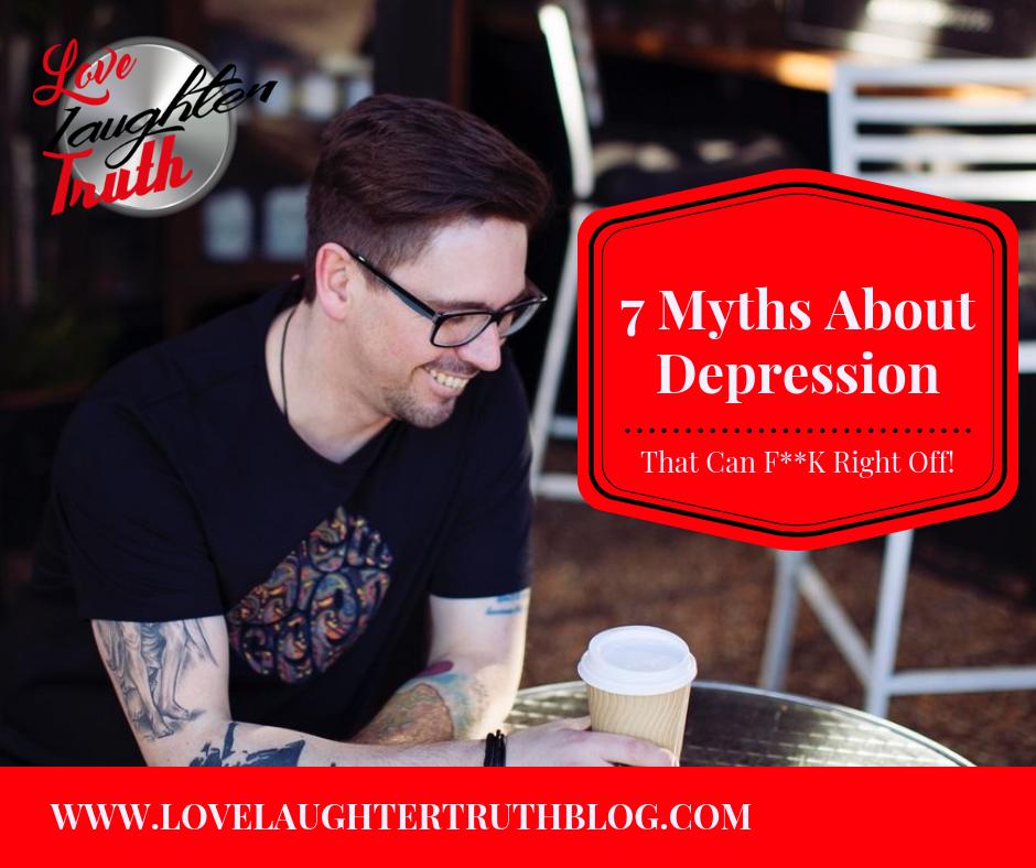 mental health myths matthew williams